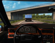 Volvo 850 - интерьер