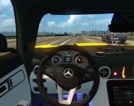 Mercedes-Benz SLS AMG - интерьер салона