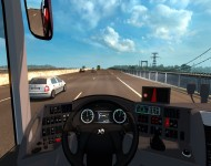 Setra S431 DT - интерьер