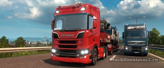 Scania S730 (New Generation)