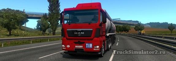 MAN TGX