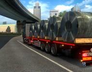 Пак грузов Flatbed