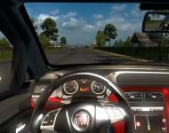 Fiat Grande Punto - интерьер
