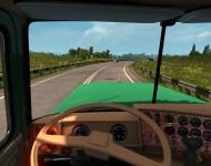 Mack RS700 - интерьер