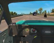 Chevrolet Opala SS - интерьер