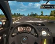Renault Megane II - интерьер