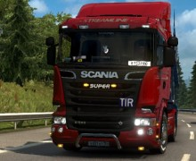 Scania R Mega Mod