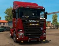 Скачать мод на сканию для euro truck simulator 2