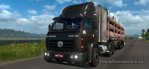 VW Titan 18.310