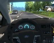 Ford Fusion 2010 - интерьер