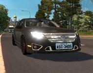 Ford Fusion 2010 / U.S.