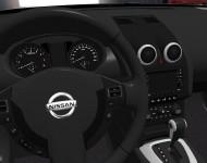 Nissan Qashqai 2010 - интерьер