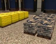 Пак грузов для BDF