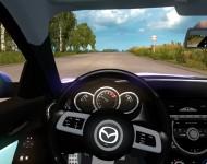 Mazda RX-8 - интерьер