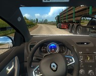 Renault Megane IV - интерьер