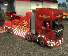 Scania Streamline / Эвакуатор