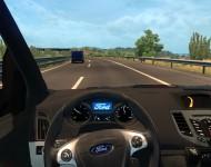 Ford Transit - интерьер