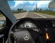 Mercedes-Benz C320 / C32 AMG - интерьер