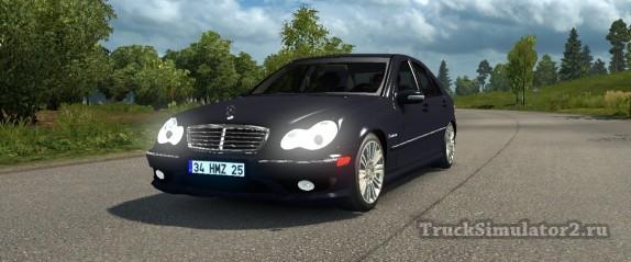 Mercedes-Benz C320 / C32 AMG