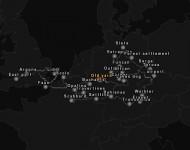 Республика Алома - карта