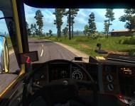 Scania R113 H - интерьер