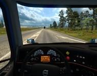 Volvo VNL 630 / 670 - интерьер