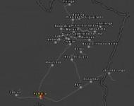Карта штата Амазонас