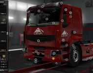 Renault Premium Reworked