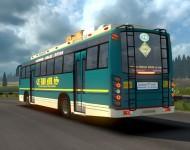 Maruti / Ashok Leyland - автобус