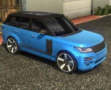 Range Rover Startech