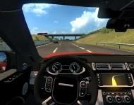 Range Rover Startech - интерьер