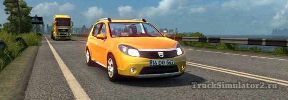 Renault Sandero (Dacia)