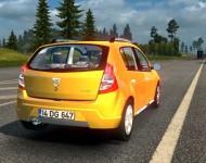 Renault Sandero (Dacia Sandero)