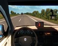 ГАЗ-3310 (Валдай) - интерьер