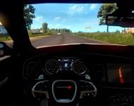 Dodge Charger - интерьер