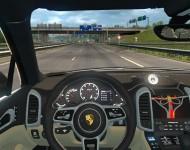 Porsche Cayenne - интерьер