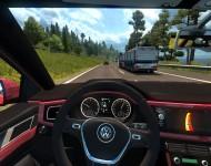 Volkswagen Polo - интерьер