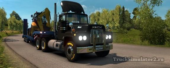 Mack R series