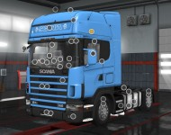 Scania 124L - тюнинг