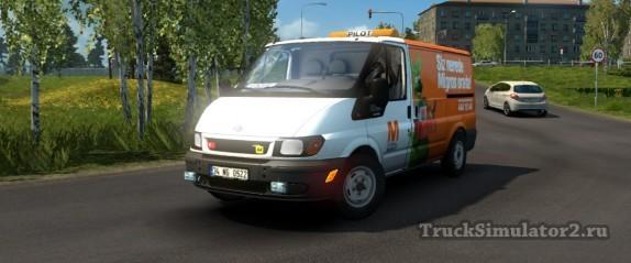 Ford Transit MK6