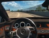 Mercedes-Benz CLS C218 - интерьер