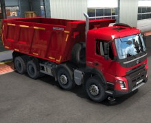 Volvo FMX 8Х4