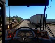 Busscar Vissta Buss - интерьер