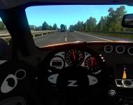 Nissan 370Z - интерьер