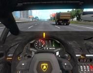 Lamborghini Huracan - интерьер