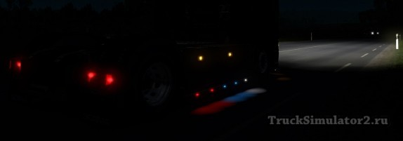 Boreman LED Marker Lights