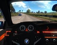 BMW E60 - интерьер