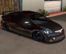 Honda Civic FD6