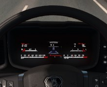 Scania NextGen S (Ghost Screen)