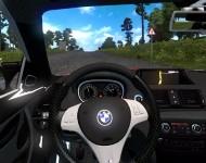 BMW 1M E82 - интерьер